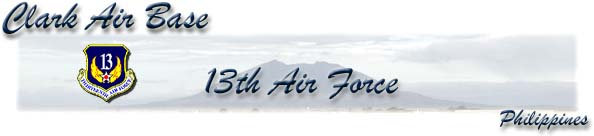 13th Air Force - Click here for the CAB Home Page