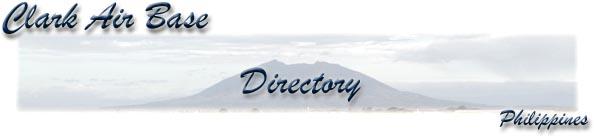 Clark Air Base - Directory